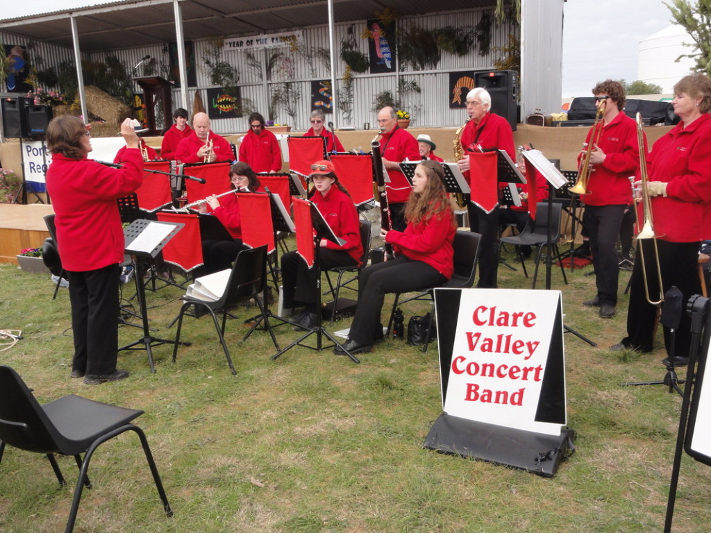 Clare Band
